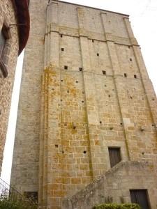 Le Donjon carré d'Huriel